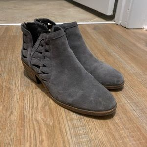 Vince Camuto booties for sale!